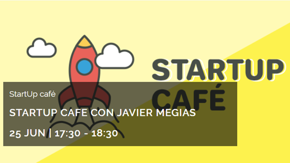 startup cafe javier mejias