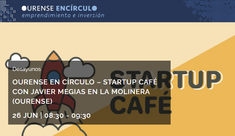 startup cafe la molinera